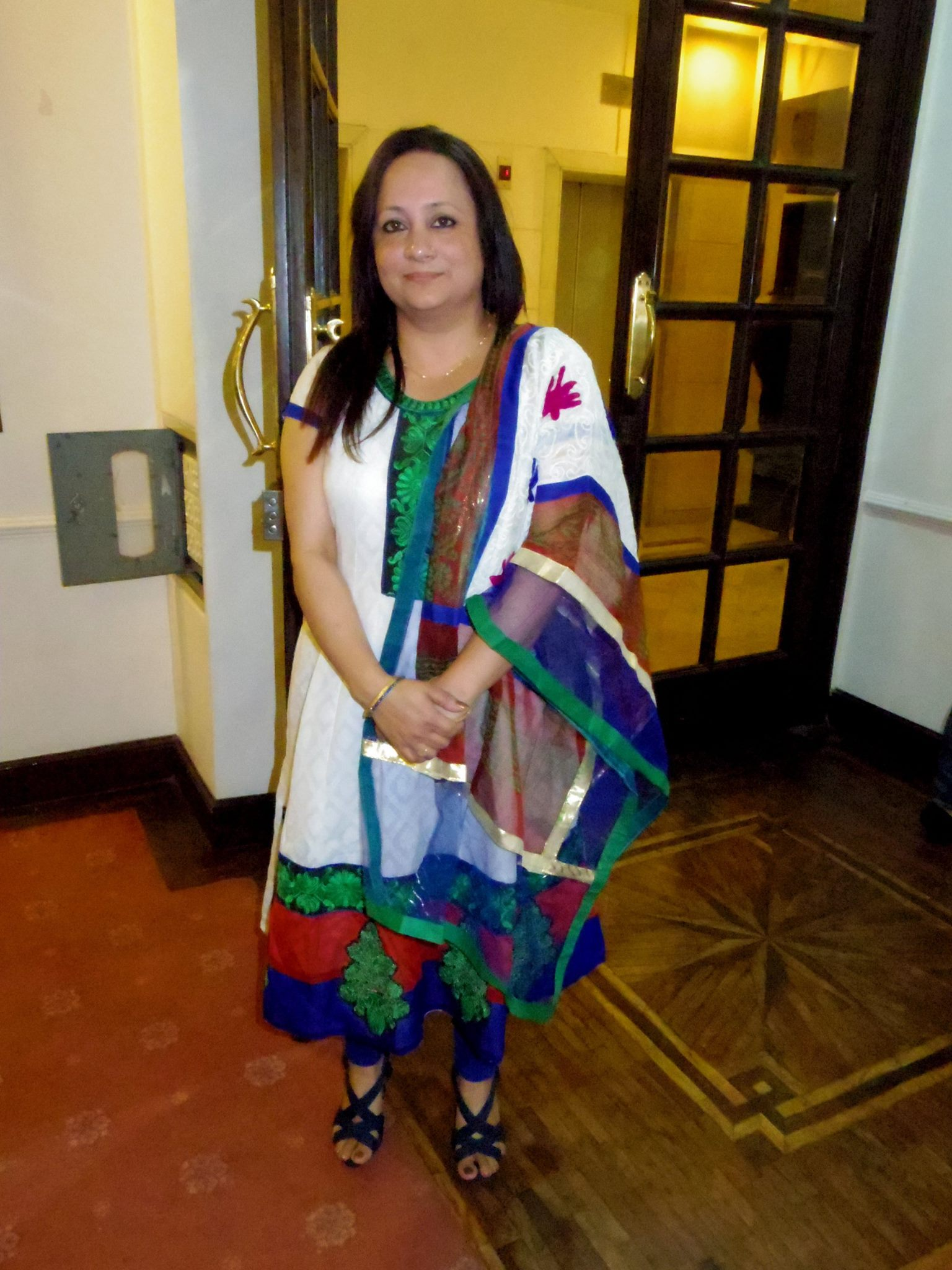 Ms. Minu Sharma